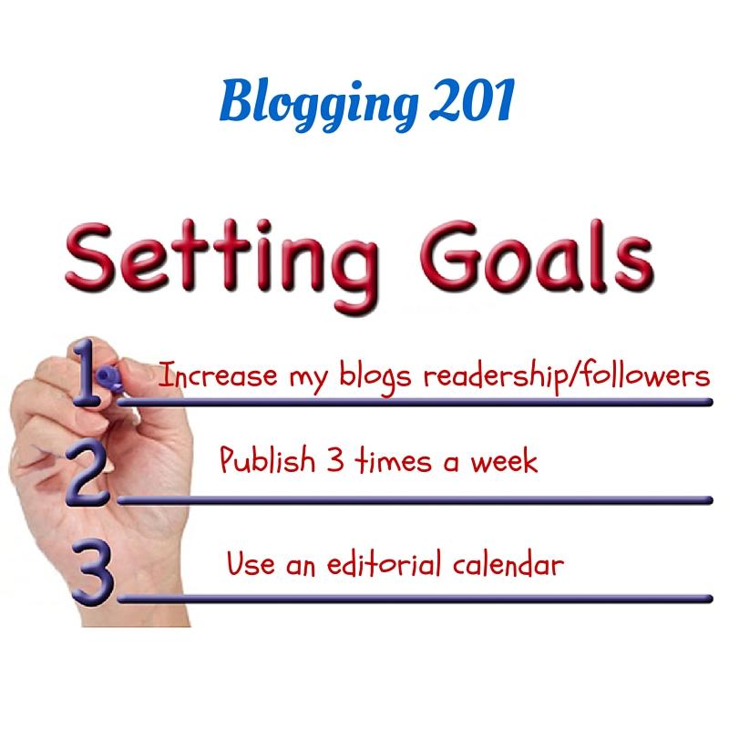 Blogging 201