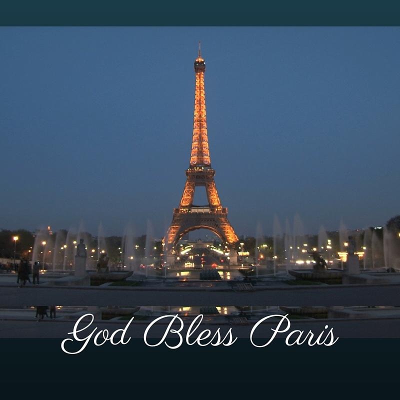 God Bless Paris